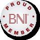 BNI Derbyshire South   Proud Member